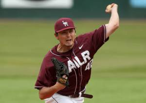 Pitching for the Trojans [UALR]